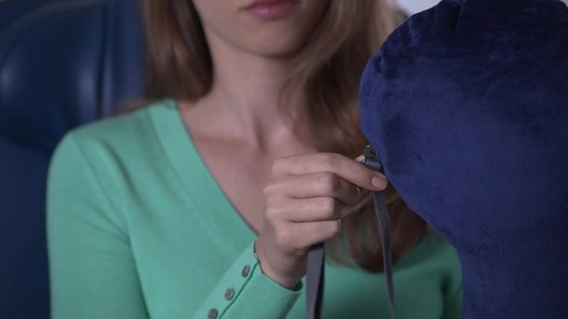 Travelrest All-In-One Premium Travel Pillow - image 3 from the video