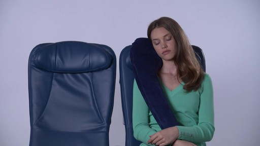 Travelrest All-In-One Premium Travel Pillow - image 5 from the video