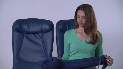 Travelrest All-In-One Premium Travel Pillow - image 7 from the video