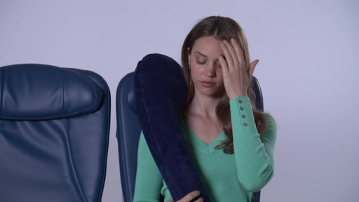 Travelrest All-In-One Premium Travel Pillow - image 8 from the video