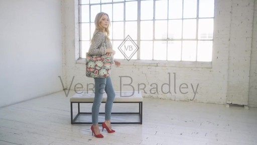 Vera Bradley Tote 2.0 - image 10 from the video