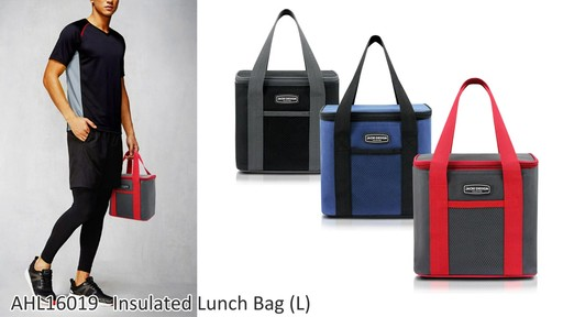 Jacki Design Urban Insulated Lunch bags - on eBags.com - image 9 from the video