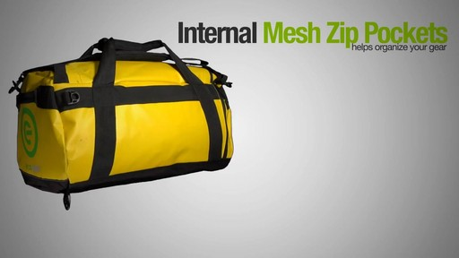 ecogear Granite Duffle - image 3 from the video