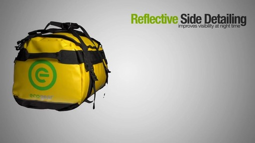 ecogear Granite Duffle - image 5 from the video