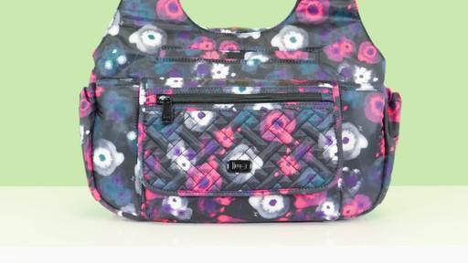 Lug Romper Shoulder Bag - image 10 from the video