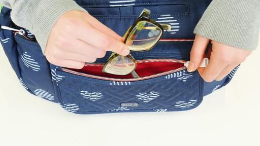 Lug Romper Shoulder Bag - image 3 from the video