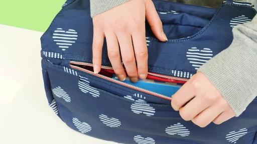 Lug Romper Shoulder Bag - image 6 from the video