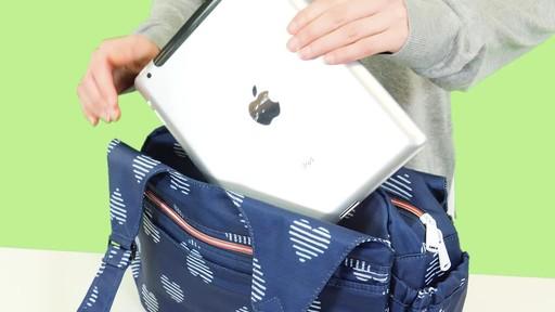 Lug Romper Shoulder Bag - image 7 from the video