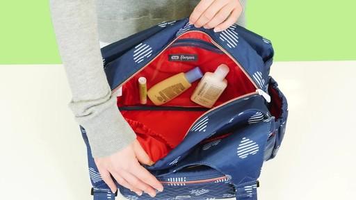 Lug Romper Shoulder Bag - image 8 from the video