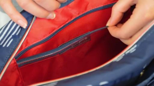 Lug Romper Shoulder Bag - image 9 from the video
