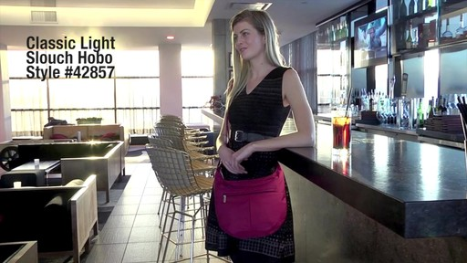 Travelon Anti-Theft Classic Light Slouch Hobo - eBags.com - image 1 from the video