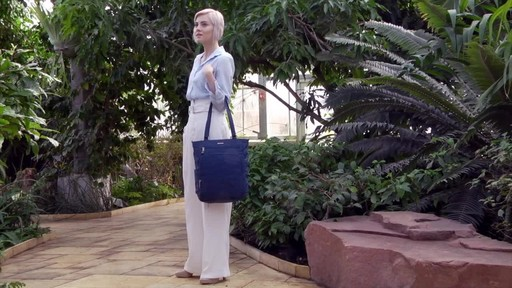 Travelon Anti-Theft Quilted Tote - Exclusive - image 10 from the video