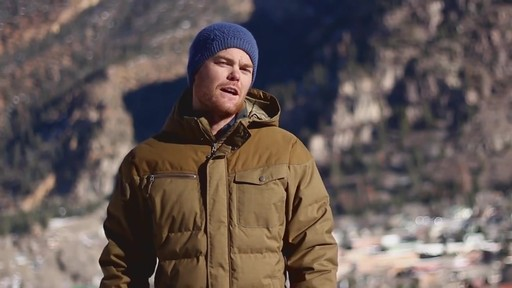 aed401d6ea3 Outdoor Research Whitefish Down Jacket - image 8 from the video