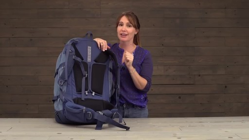 Eagle Creek Global Companion 65L Backpack - image 2 from the video