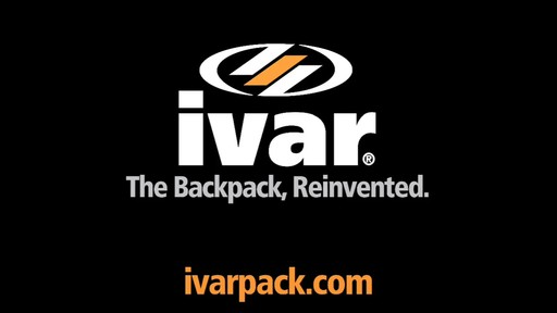 Ivar Pack - The Backpack, Reinvented - image 10 from the video