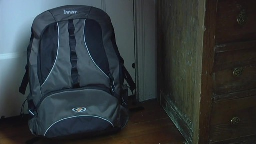 Ivar Pack - The Backpack, Reinvented - image 9 from the video