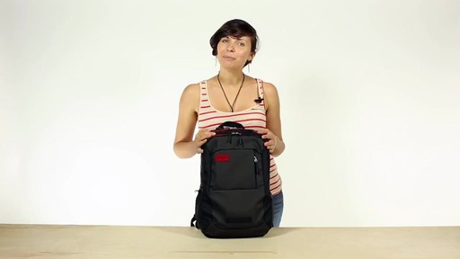 Timbuk2 Parkside Laptop Backpack - eBags.com - image 10 from the video