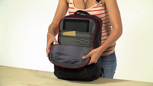 Timbuk2 Parkside Laptop Backpack - eBags.com - image 4 from the video