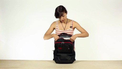 Timbuk2 Parkside Laptop Backpack - eBags.com - image 6 from the video