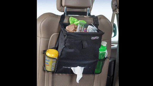 High Road Puff n' Stuff; Litter Bag and Tissue Dispenser - eBags.com - image 1 from the video