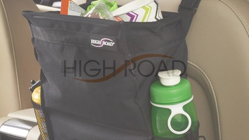 High Road Puff n' Stuff; Litter Bag and Tissue Dispenser - eBags.com - image 10 from the video