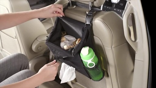 High Road Puff n' Stuff; Litter Bag and Tissue Dispenser - eBags.com - image 6 from the video