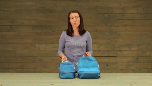 Eagle Creek Pack-It Specter Tech Compression Cube Set S/M - image 2 from the video