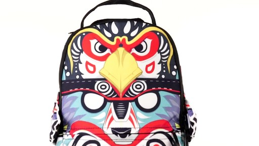 Sprayground Lil Apache Wings Backpack - Shop eBags.com - image 10 from the video
