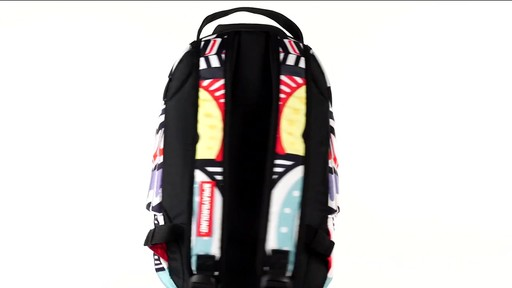 Sprayground Lil Apache Wings Backpack - Shop eBags.com - image 2 from the video