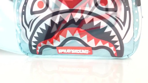 Sprayground Lil Apache Wings Backpack - Shop eBags.com - image 3 from the video