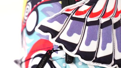 Sprayground Lil Apache Wings Backpack - Shop eBags.com - image 9 from the video