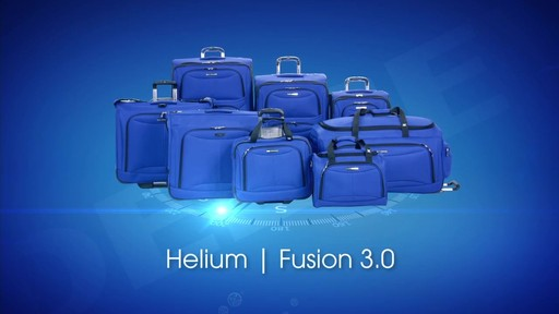 Delsey Helium Fusion 3.0 Collection - image 1 from the video