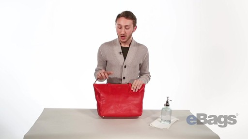 How To Clean Your Leather Handbag - image 2 from the video