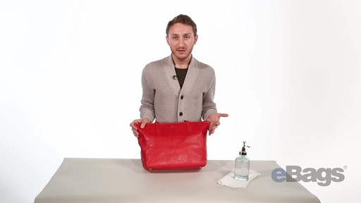 How To Clean Your Leather Handbag - image 3 from the video