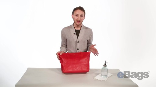 How To Clean Your Leather Handbag - image 5 from the video