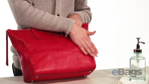 How To Clean Your Leather Handbag - image 7 from the video
