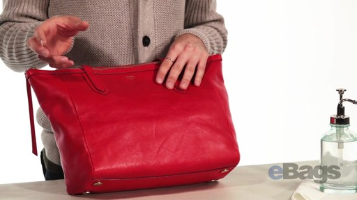 How To Clean Your Leather Handbag - image 8 from the video