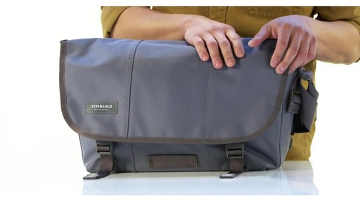 Timbuk2 Classic Messengers - image 2 from the video