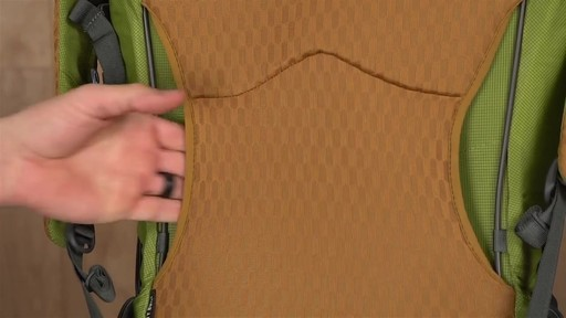 Kelty Siro 50 Hiking Backpack - image 2 from the video