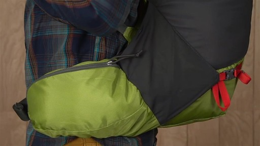 Kelty Siro 50 Hiking Backpack - image 3 from the video