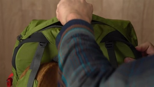 Kelty Siro 50 Hiking Backpack - image 5 from the video