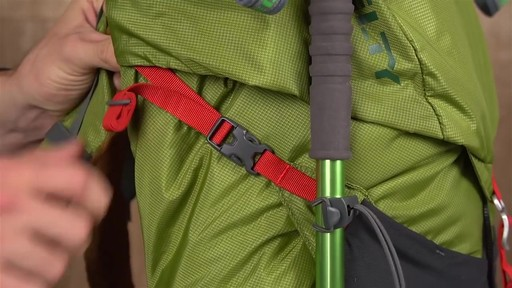 Kelty Siro 50 Hiking Backpack - image 7 from the video