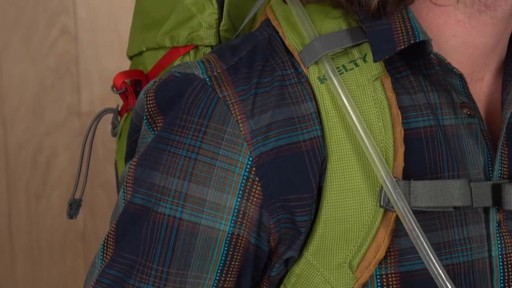 Kelty Siro 50 Hiking Backpack - image 8 from the video