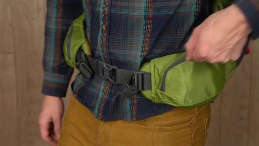 Kelty Siro 50 Hiking Backpack - image 9 from the video