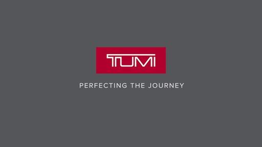 Tumi Alpha Bravo Travis Crossbody - image 10 from the video