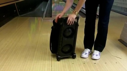 KR Strikeforce Bowling Eliminator Double Roller Bag - eBags.com - image 5 from the video