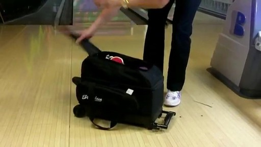 KR Strikeforce Bowling Eliminator Double Roller Bag - eBags.com - image 6 from the video