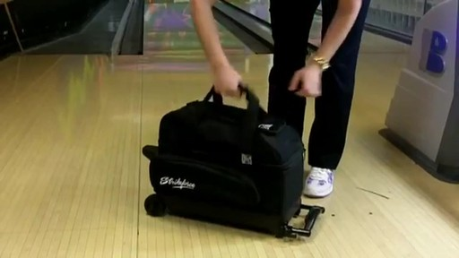 KR Strikeforce Bowling Eliminator Double Roller Bag - eBags.com - image 9 from the video