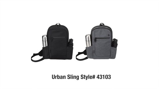 Travelon Urban Sling - eBags.com - image 10 from the video