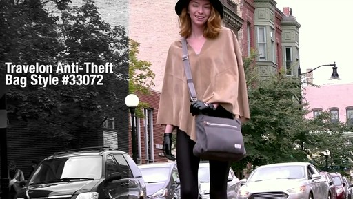 Travelon Anti-Theft Heritage Hobo Bag - eBags.com - image 1 from the video